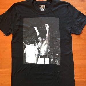 New Muhammad Ali T-shirt